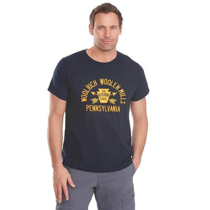 Men's Woolrich Modern-Fit Graphic Tee