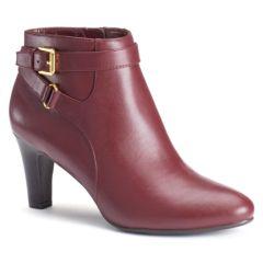Chaps Cassady Women's High Heel Ankle Boots