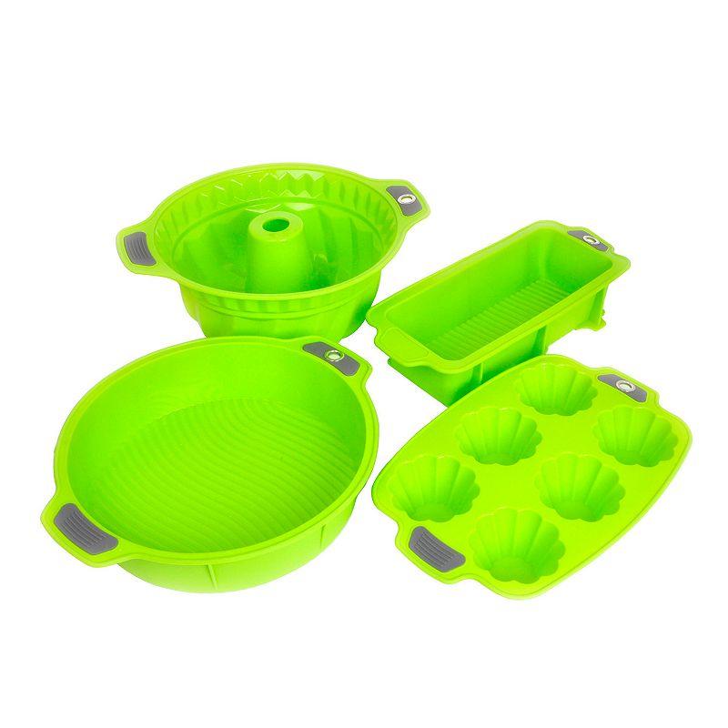 Gela 4-pc. Silicone Bakeware Set