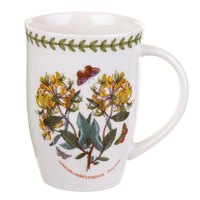 Portmeirion Zodiac Botanic Garden Aries Coffee Mug