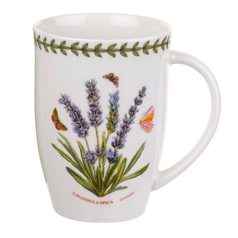 Portmeirion Zodiac Botanic Garden Gemini Coffee Mug