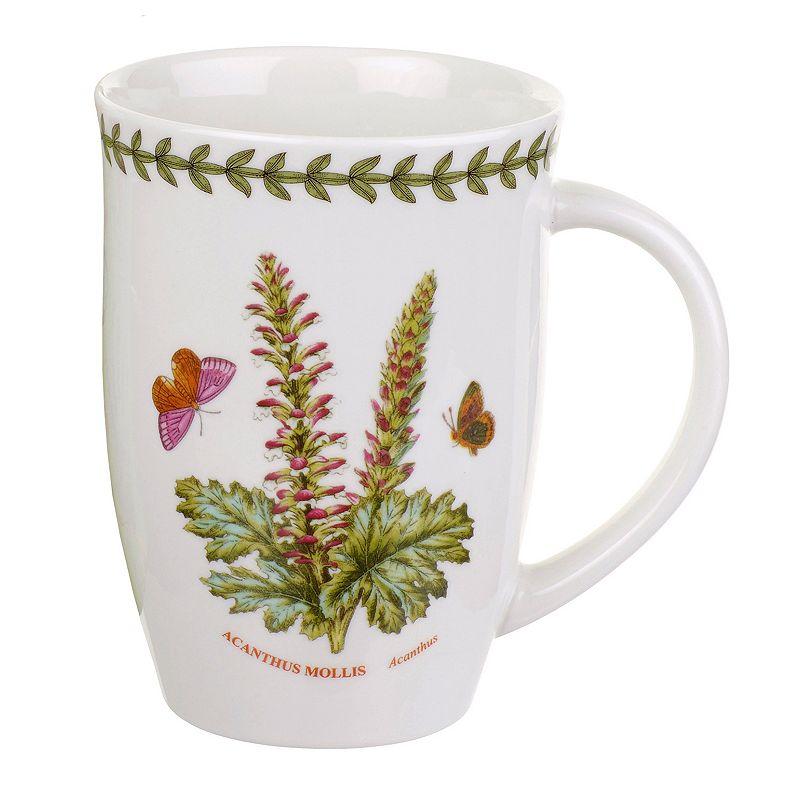 Portmeirion Zodiac Botanic Garden Cancer Coffee Mug