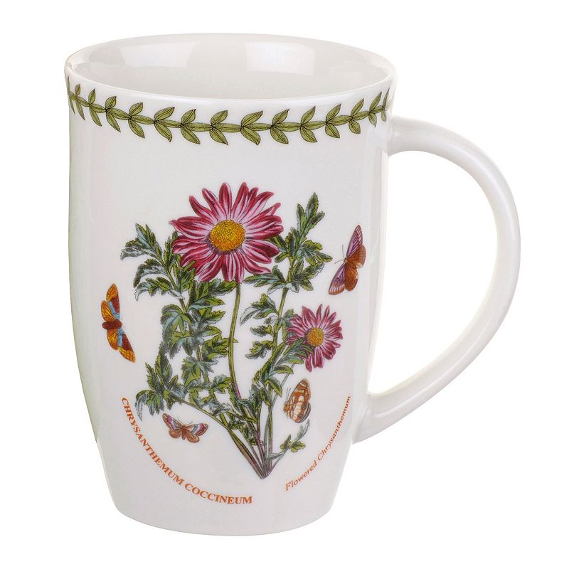 Portmeirion Zodiac Botanic Garden Scorpio Coffee Mug