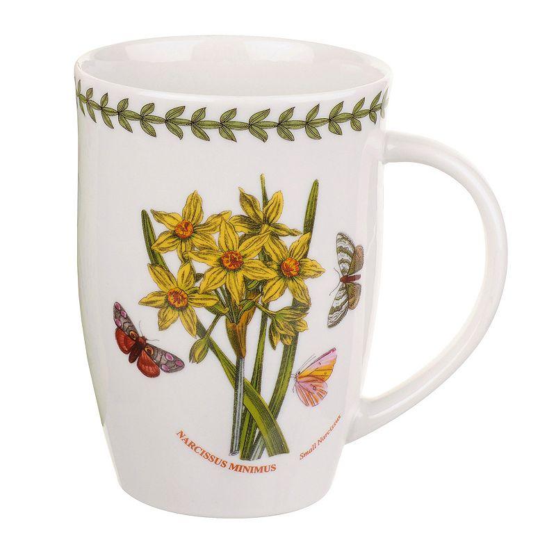 Portmeirion Zodiac Botanic Garden Sagittarius Coffee Mug