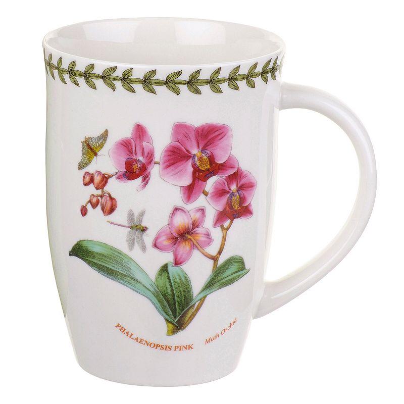 Portmeirion Zodiac Botanic Garden Aquarius Coffee Mug
