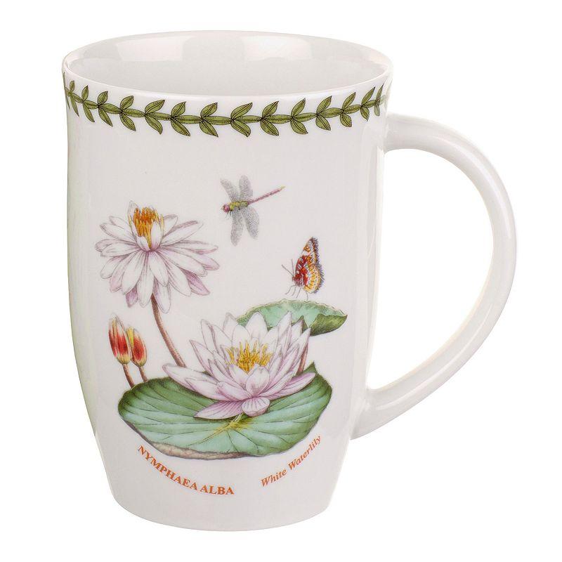 Portmeirion Zodiac Botanic Garden Pisces Coffee Mug