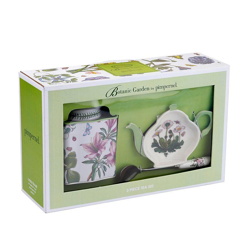 Portmeirion Botanic Garden 3-pc. Tea Set