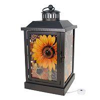 SONOMA Goods for Life™ Faux Sunflower Light Up Lantern