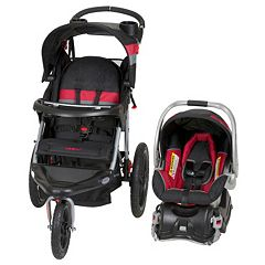 Baby Trend Range Jogger Stroller Travel System by