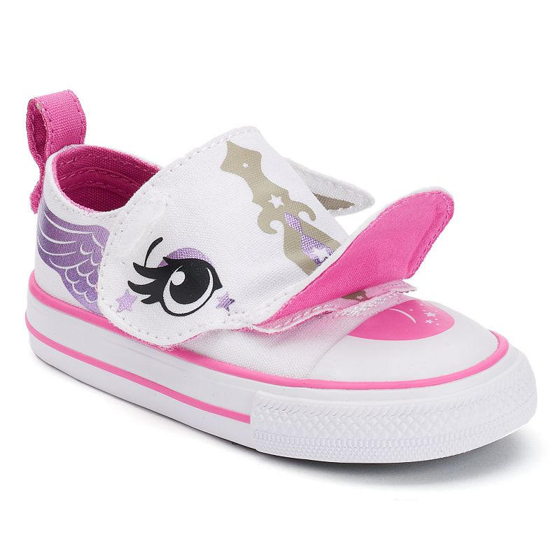 Converse Chuck Taylor All Star Creatures Pegasus Toddler Girls' Shoes