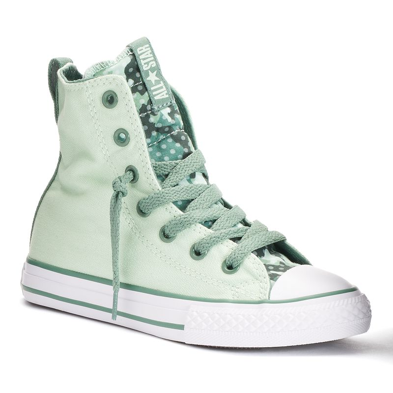 Converse Chuck Taylor All Star Slip It Girls' High-Top Sneakers