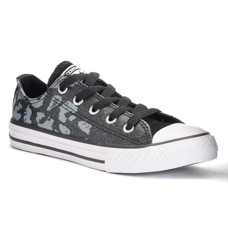Converse Chuck Taylor All Star Girls' Glittery Sneakers
