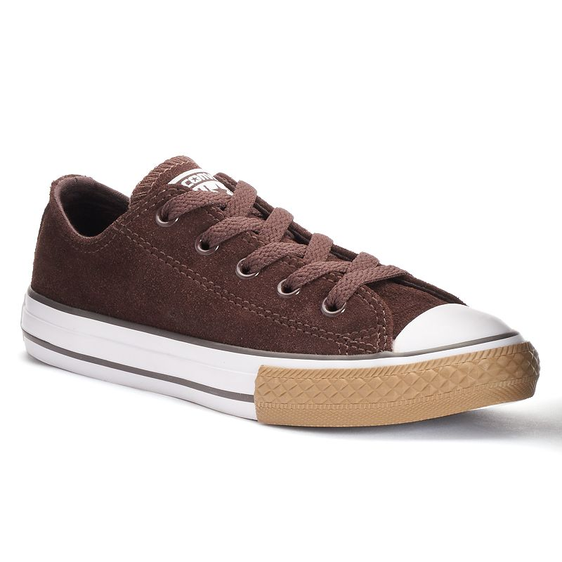 Converse Chuck Taylor All Star Boys' Suede Sneakers