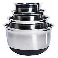 Basic Essentials 4-pc. Mixing Bowl Set