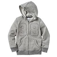 Boys 4-7x SONOMA Goods for Life™ Fleece-Lined Marled Hoodie