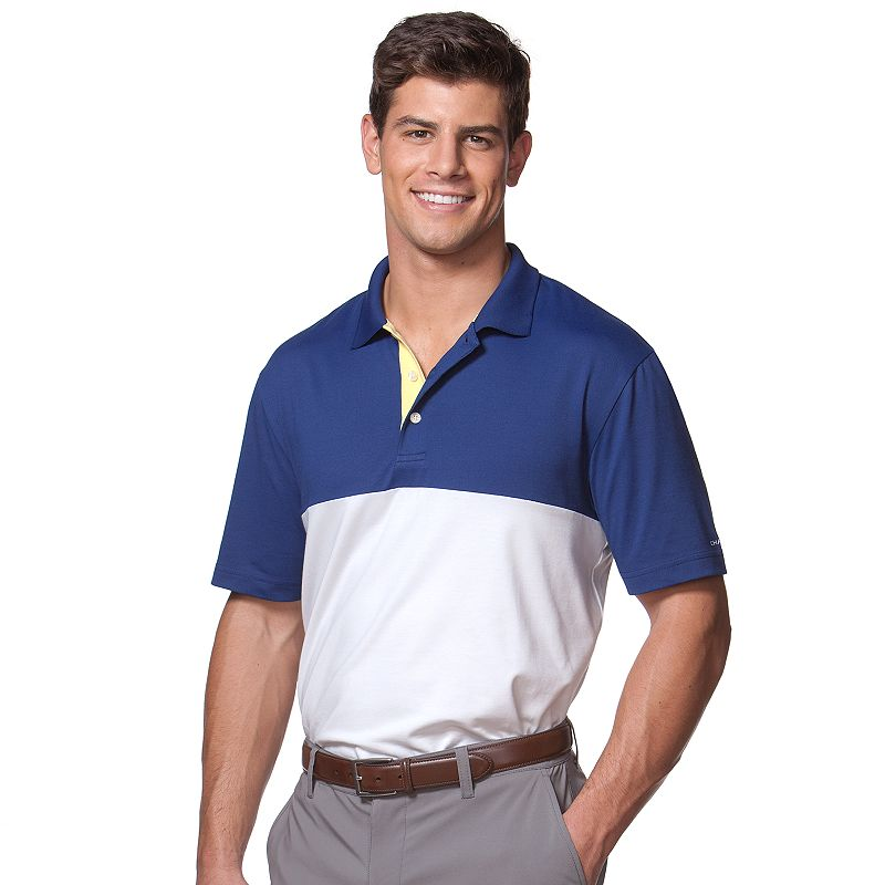 Men's Chaps Colorblock Golf Polo