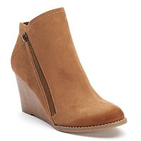 SONOMA Goods for Life™ Women's Wedge Ankle Boots
