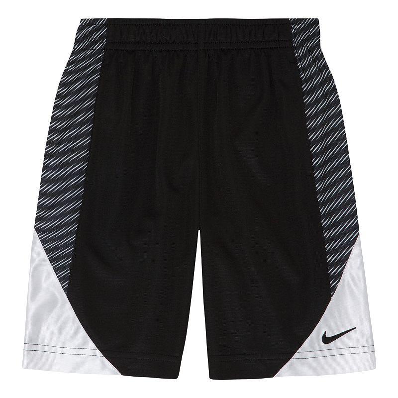 Boys 4-7 Nike Colorblocked Mesh Shorts