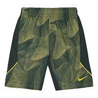 Boys 4-7 Nike Dri-FIT Abstract Swirl Performance Shorts