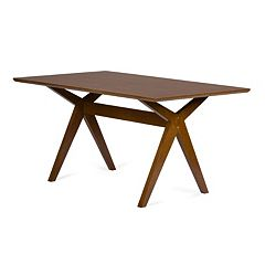 Baxton Studio Lucas Dining Table by
