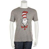 Men's Dr. Seuss Cat in the Hat Tee