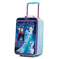 Disney's Frozen 18-Inch Wheeled Carry-On by American Tourister