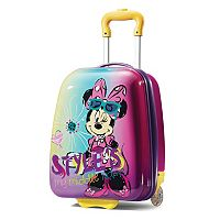 Disney's Minnie Mouse Style 18-Inch Hardside Wheeled Carry-On by American Tourister