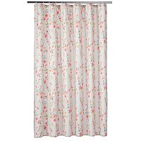LC Lauren Conrad Blossom Shower Curtain
