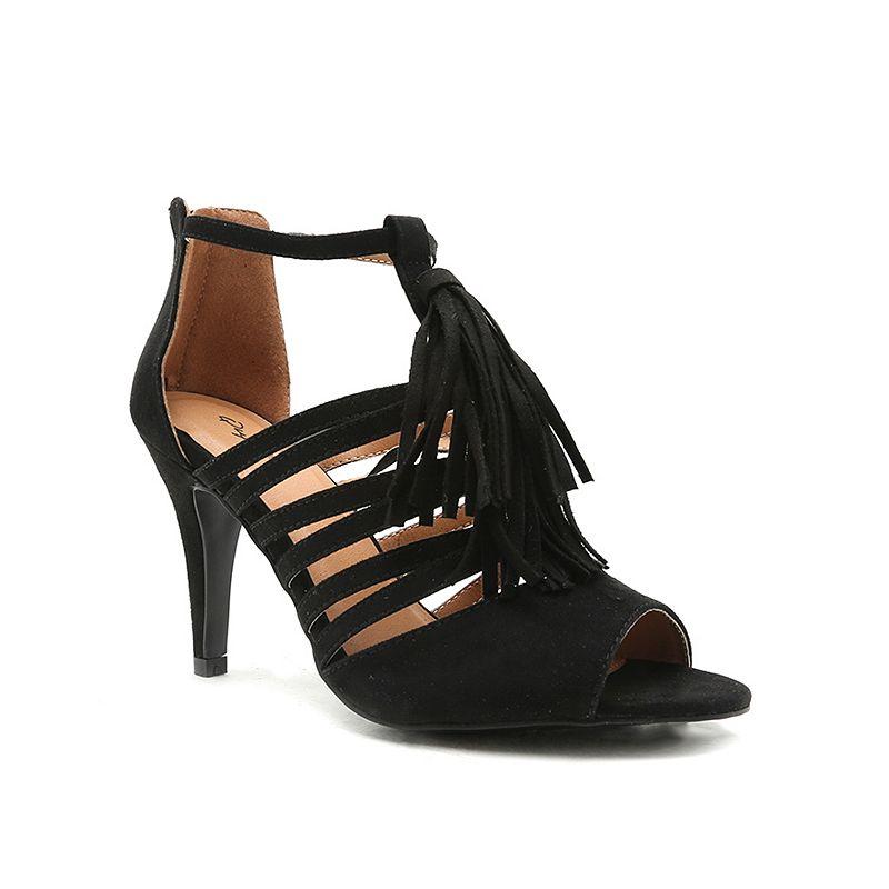 Qupid Ilicia Women's High Heel Sandals