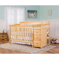 Click here to buy Dream On Me Brody 5-in-1 Convertible Crib with Changer .