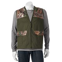 Men's Tallwoods Classic-Fit Camo Hunting Vest