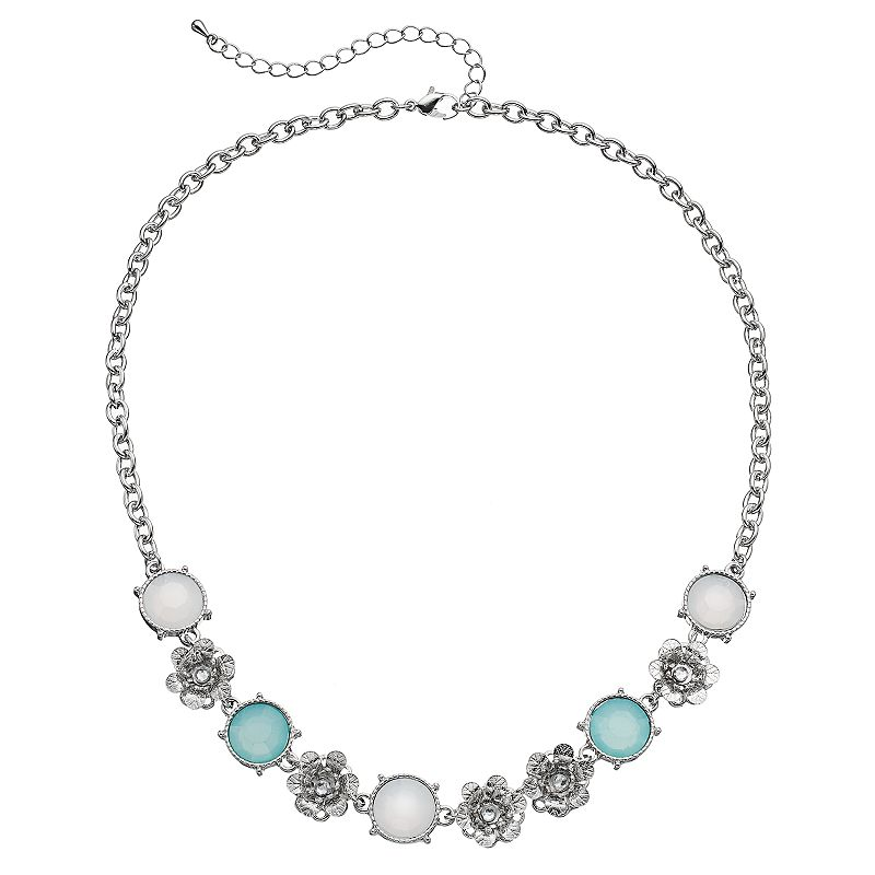 Mudd® Flower Necklace