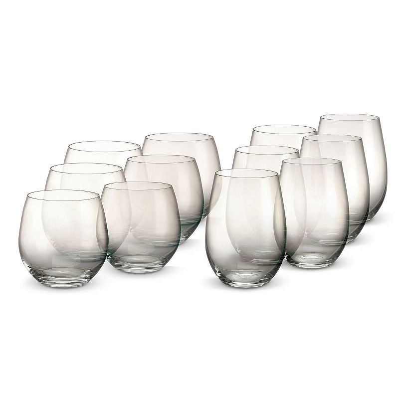 Marquis by Waterford 12-pc. Vintage Stemless Wine Glass Set