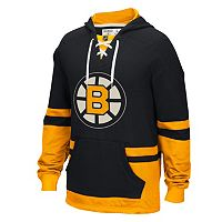 Men's CCM Boston Bruins Finished Pullover Hoodie