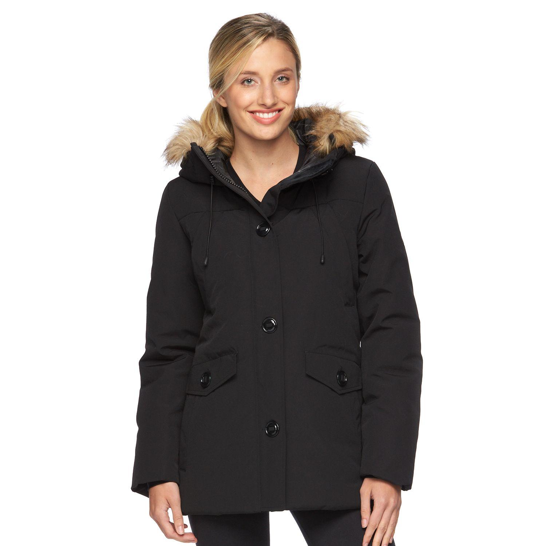 Womens ZeroXposur Powder Hooded Jacket