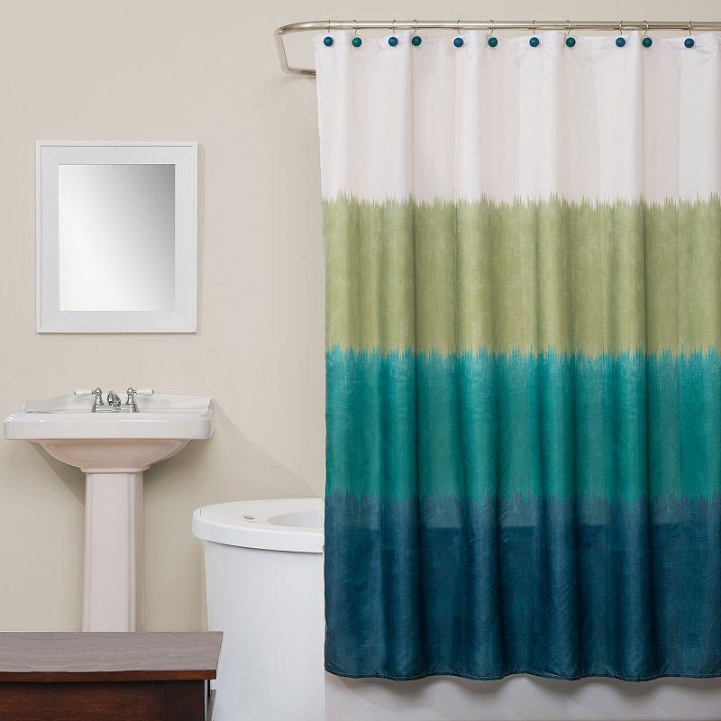 Saturday Knight, Ltd. Ombre Shower Curtain