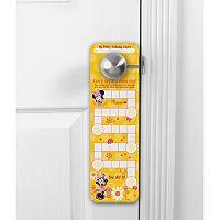 Disney's Minnie Mouse Potty Training Chart & Stickers