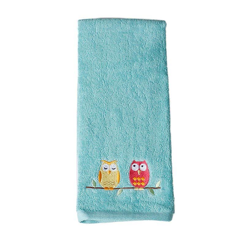 Saturday Knight, Ltd. Owl Hand Towel
