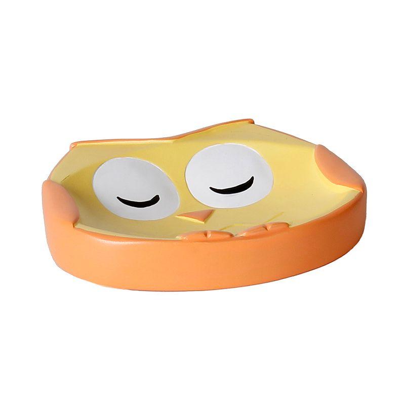 Saturday Knight, Ltd. Owl Soap Dish