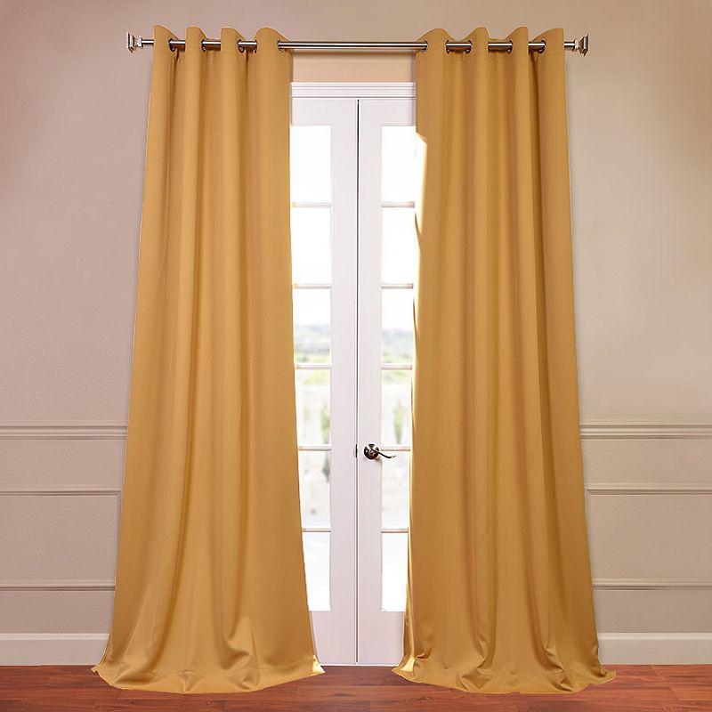 50x108 Blackout Curtain