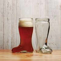 Circleware 2-pc. Beer Boot Set
