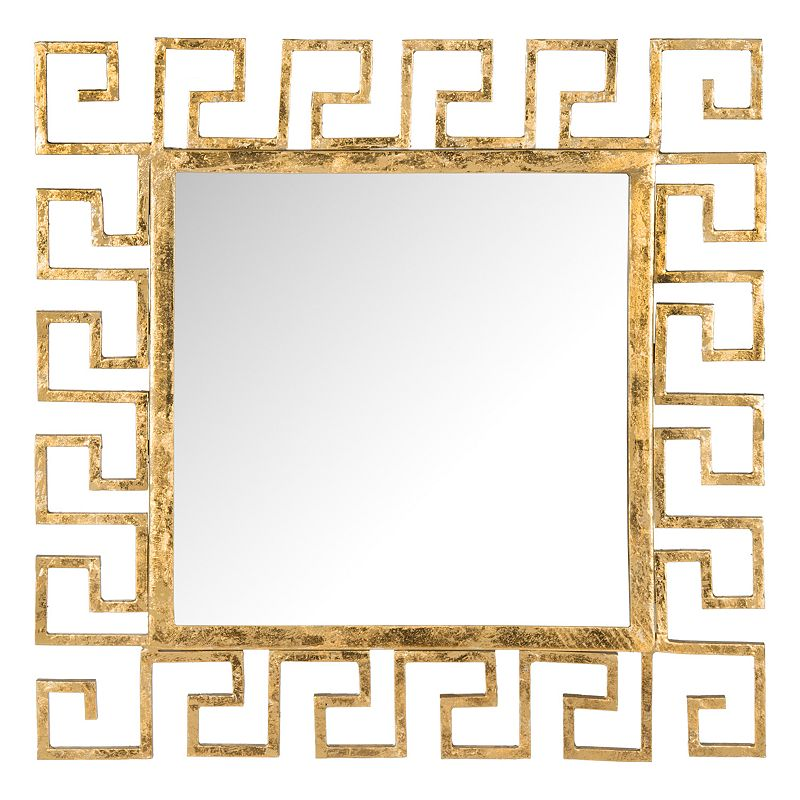 Safavieh Calliope Greek Key Wall Mirror