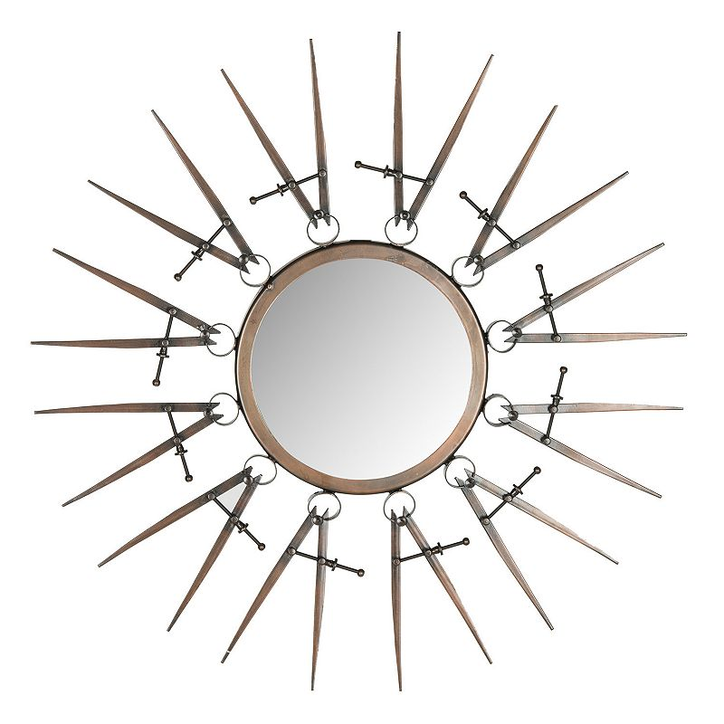 Safavieh Compass Point Wall Mirror