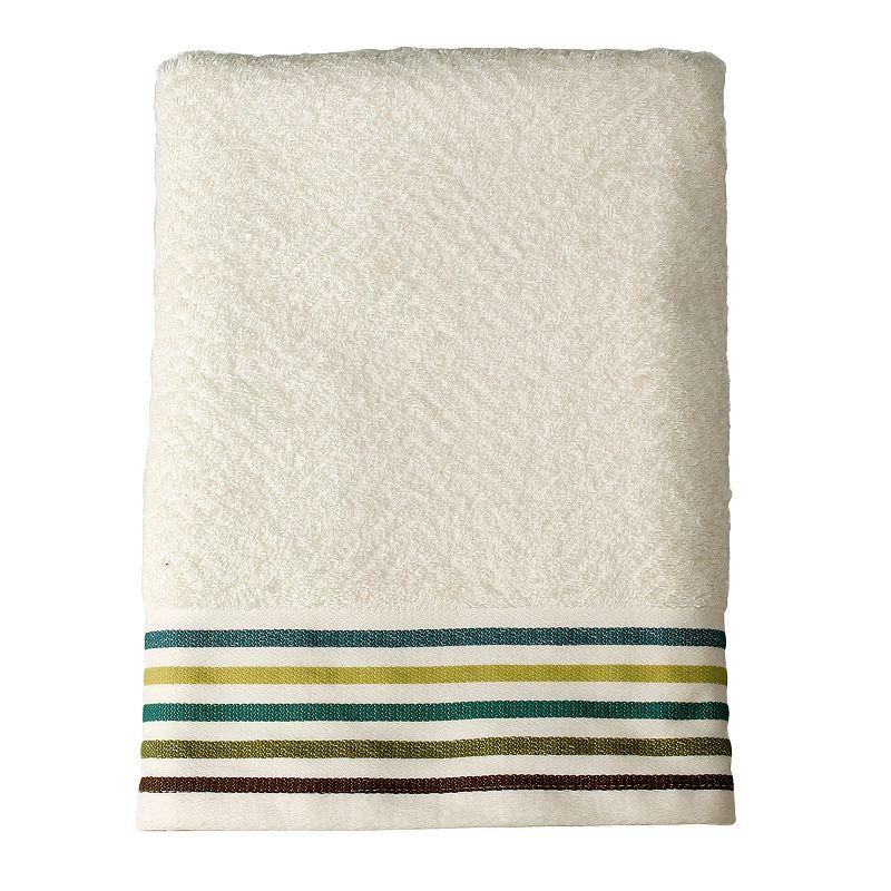 Saturday Knight, Ltd. Stagger Bath Towel