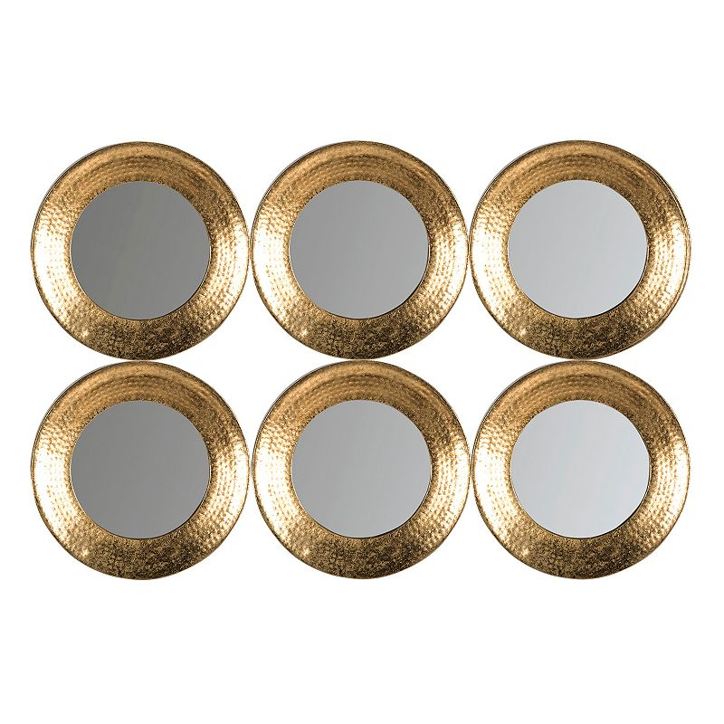 Safavieh Marcus Disc Wall Mirror
