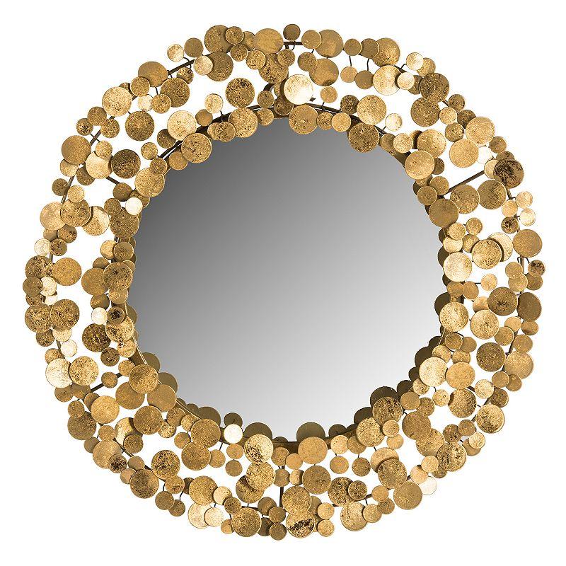 Safavieh Jocelyn Faux Coin Wall Mirror
