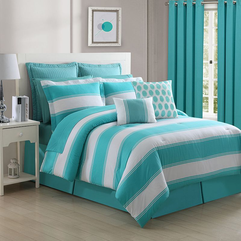 Fiesta Cabana Stripe Bed Set