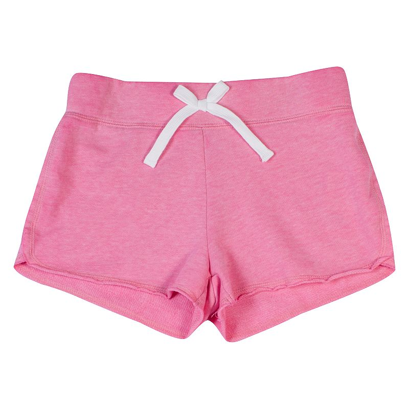 Girls 7-16 Harper & Elliott Burnout French Terry Shorts