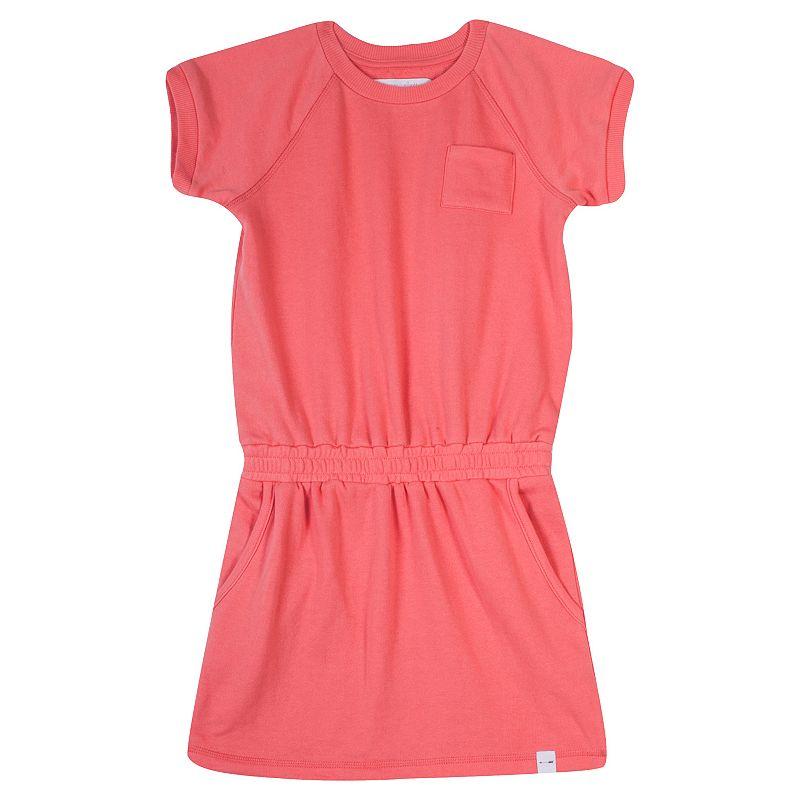 Girls 7-16 Harper & Elliott Raglan Sweatshirt Dress
