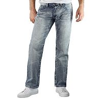 Men's Earl Jean Relaxed Straight-Fit Denim Jeans